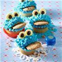 Veranstaltungsbild Krümelmonster-Cupcakes backen